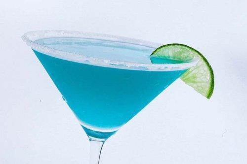 C 243 Ctel Margarita Azul Coctelmargarita Es