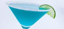 Cóctel Margarita azul