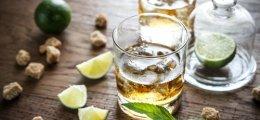 Cóctel Margarita con ron