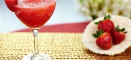 Margarita de fresa